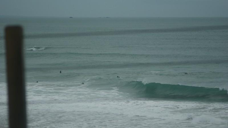 Surf report Cap Frehel (Poori) - France (22) 2014-01-17 10:00:00