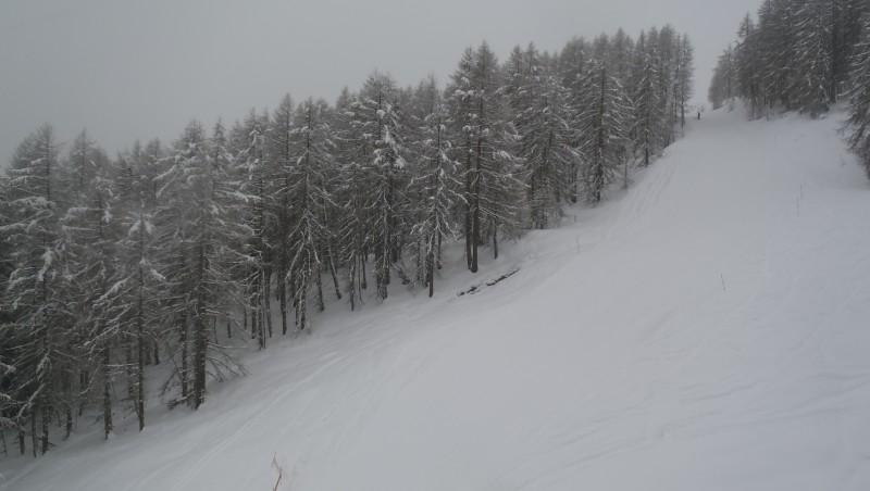 Snow report Pra Loup - France (04) 2014-01-18 09:00:00