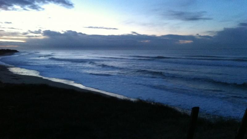 wave report Les Gouillauds - France (17) 2014-01-19 08:00:00