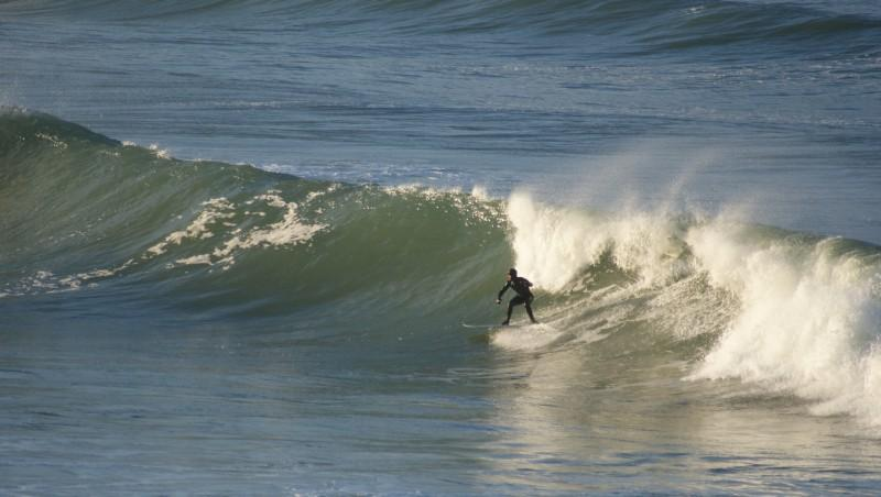 Surf report Port Blanc - France (22) 2014-01-19 12:00:00