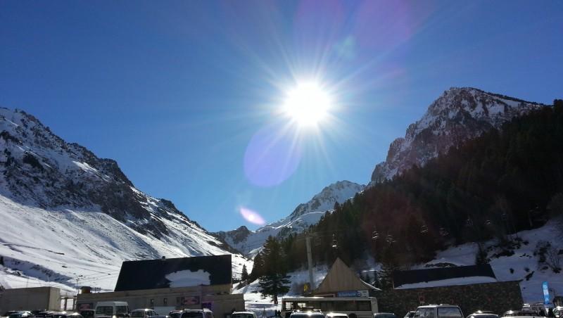 Snow report Barèges - La Mongie - France (65) 2014-01-15 09:00:00