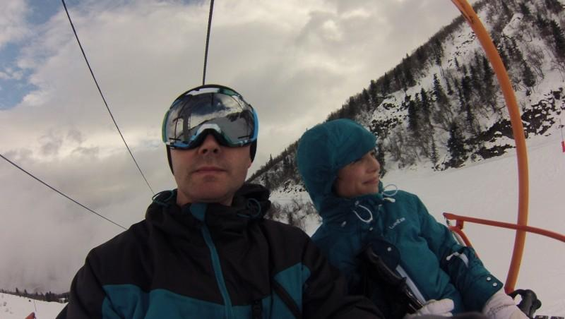 snow report Saint Lary Soulan - France (65) 2014-01-25 11:00:00