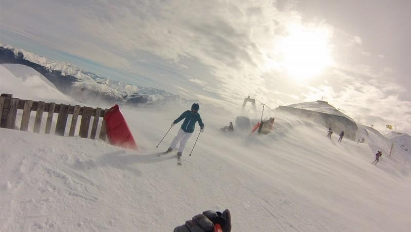 Snow report Saint Lary Soulan - France (65) 2014-01-26 11:00:00