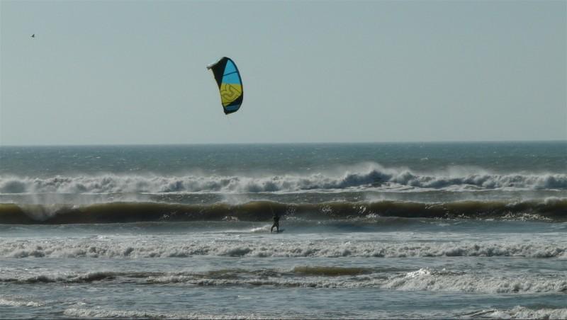 Wind report Sidi Kaouki - Marabout - Maroc (MA) 2014-01-27 16:00:00
