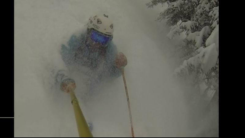 Snow report Auron - France (06) 2014-01-30 08:00:00