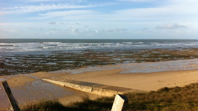 Surf report Les Gouillauds - France (17) 2014-02-02 08:00:00
