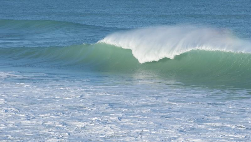 Surf report Cap Frehel (Poori) - France (22) 2014-02-04 10:00:00