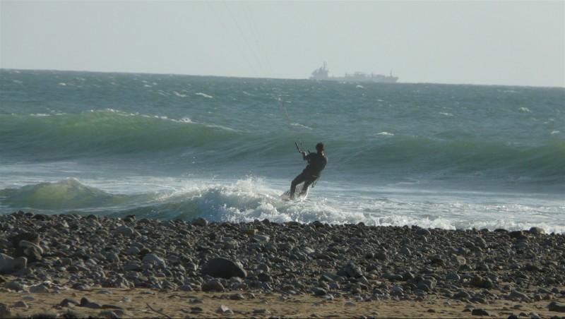 Wind report Banana - Maroc (MA) 2014-02-03 15:00:00