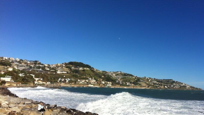 Surf report Vintimille - Italie (IT) 2014-02-09 11:00:00