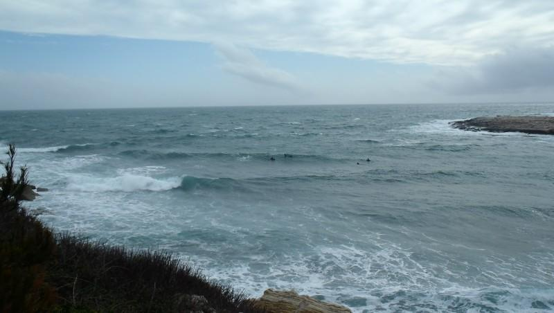 Surf report La Couronne - France (13) 2014-02-15 15:00:00