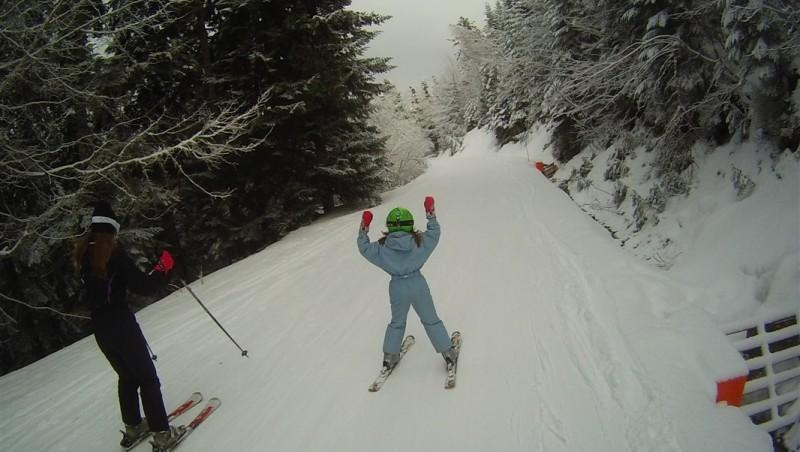 Snow report Ax 3 Domaines - France (09) 2014-02-21 10:00:00