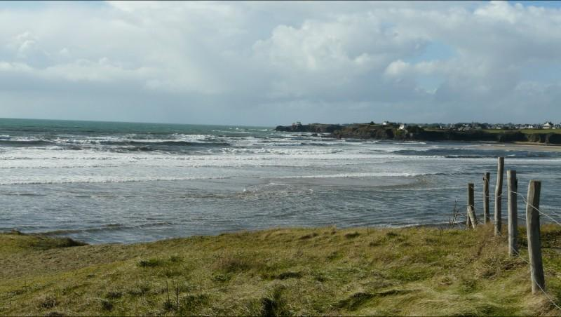 Wind report Guidel-Plage - France (56) 2014-02-21 15:00:00
