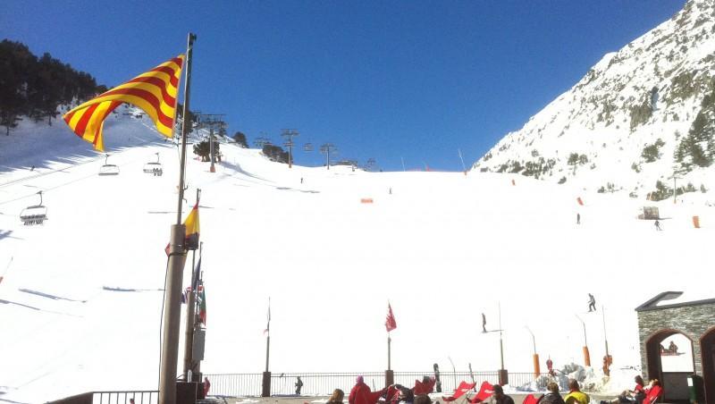 Snow report Pal-Arinsal - Andorre (AD) 2014-02-23 12:00:00