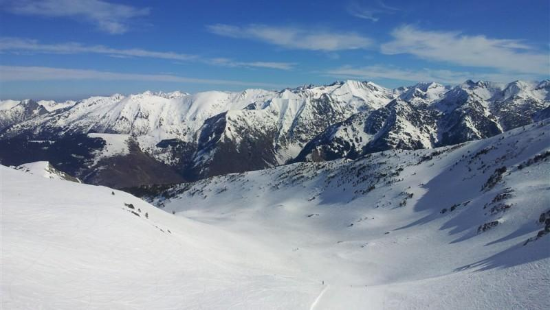 Snow report Ax 3 Domaines - France (09) 2014-02-24 10:00:00
