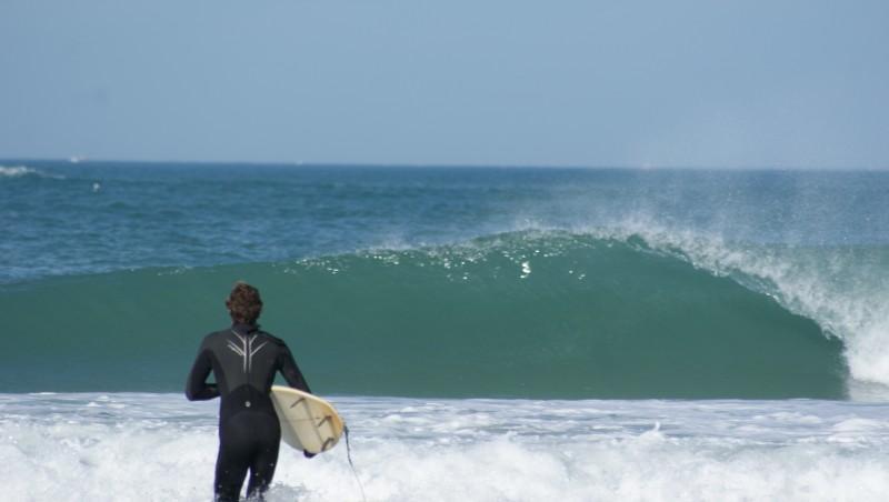 Surf report Cap Frehel (Poori) - France (22) 2014-02-24 13:00:00