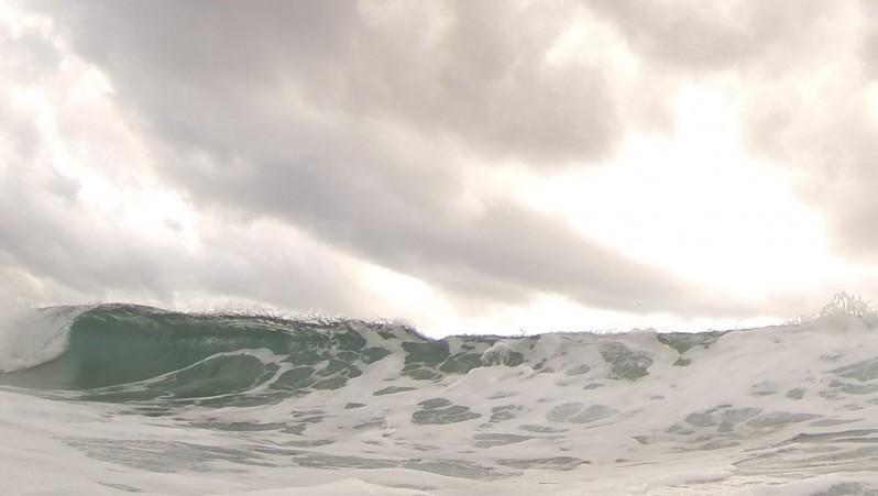 Surf report Vintimille - Italie (IT) 2014-02-26 11:00:00