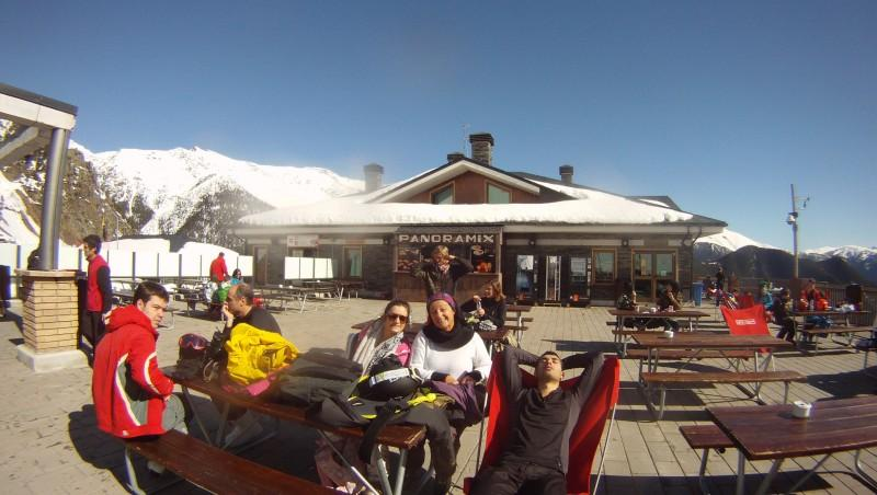 snow report Pal-Arinsal - Andorre (AD) 2014-02-24 10:00:00