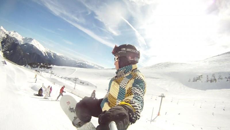 Snow report Soldeu El Tarter - Grandvalira - Andorre (AD) 2014-02-25 10:00:00