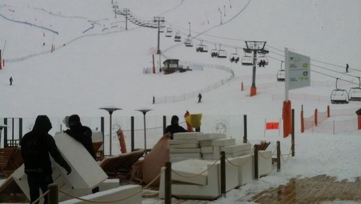 Snow report Pas de la Case - Andorre (AD) 2014-02-27 10:00:00