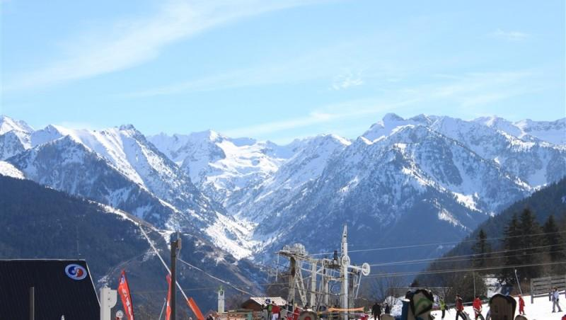 Snow report Ax 3 Domaines - France (09) 2014-02-27 10:00:00