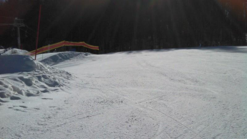 Snow report Ancelle - France (05) 2014-02-23 10:00:00