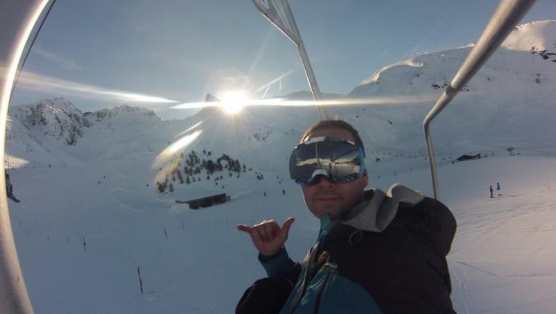 snow report Luz Ardiden - France (65) 2014-03-06 10:00:00