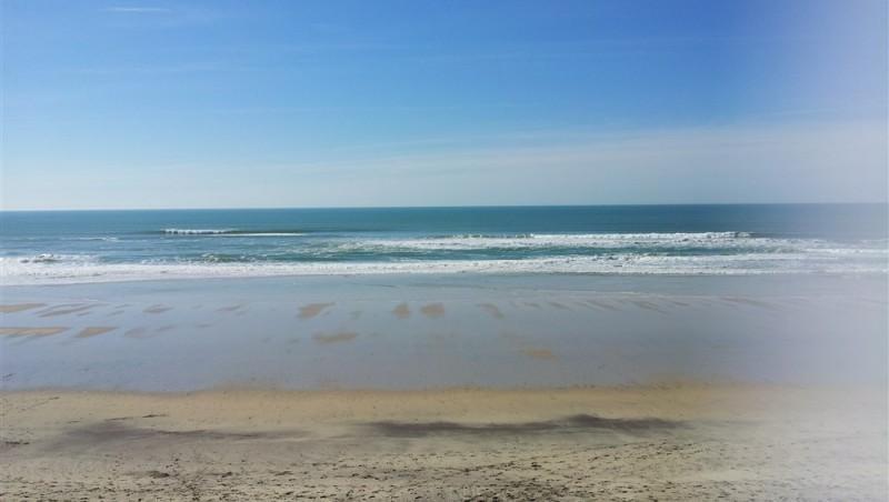 Surf report Carcans Océan - France (33) 2014-03-07 15:00:00