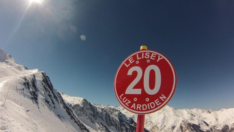 Snow report Luz Ardiden - France (65) 2014-03-07 09:00:00