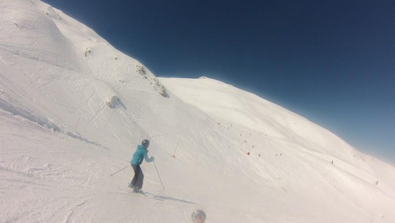 Snow report Luz Ardiden - France (65) 2014-03-07 09:00:00