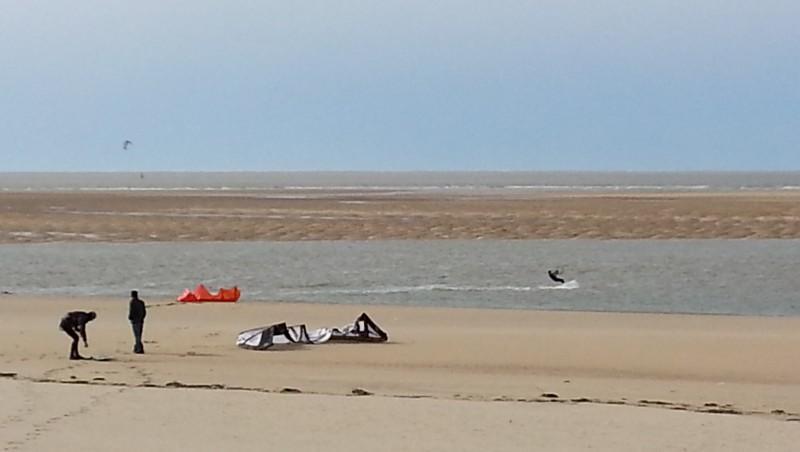 Wind report La Palmyre - Bonne-Anse - France (17) 2014-03-29 10:00:00