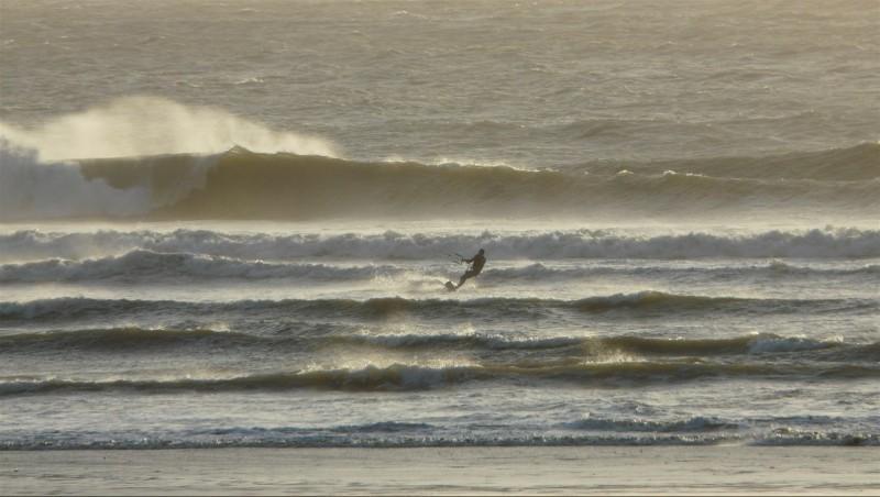 Wind report Sidi Kaouki - Marabout - Maroc (MA) 2014-03-23 15:00:00