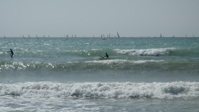 Surf report Le Prado - France (13) 2014-04-05 15:00:00