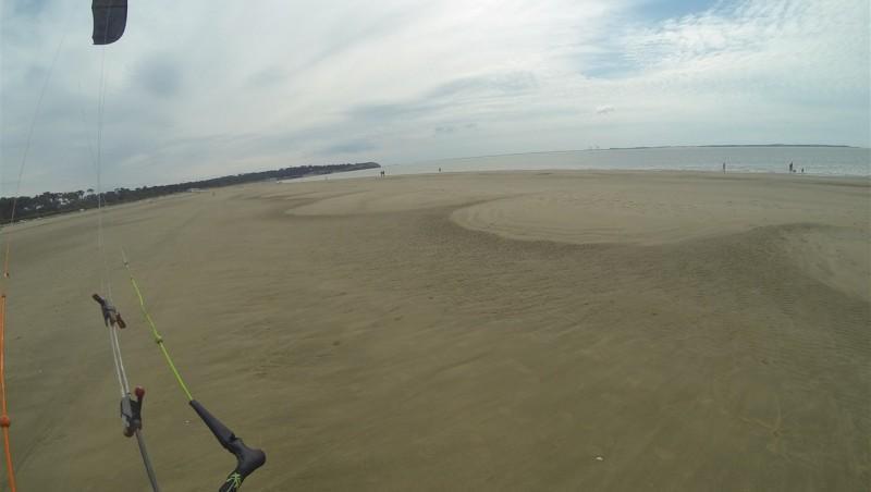 Wind report Saint-Georges-de-Didonne - France (17) 2014-04-20 15:00:00