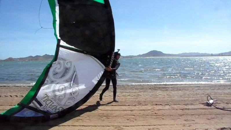 Wind report La manga - Espagne (ES) 2014-04-25 16:00:00