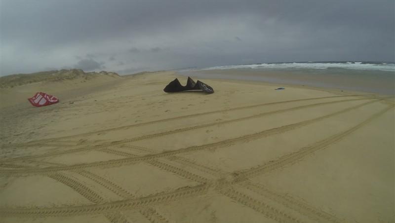Wind report La Salie - France (33) 2014-04-26 12:00:00