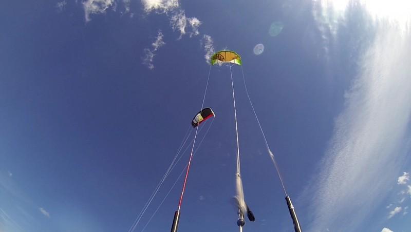 Wind report Etang de La Palme - France (11) 2014-04-30 15:00:00