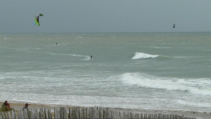 Wind report La Tranche sur Mer - La jetée - France (85) 2014-04-26 17:00:00