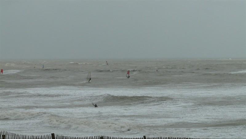 Wind report La Tranche sur Mer - La jetée - France (85) 2014-04-27 16:00:00