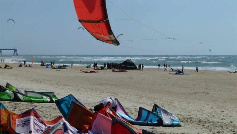 Wind report La Salie - France (33) 2014-05-03 12:00:00