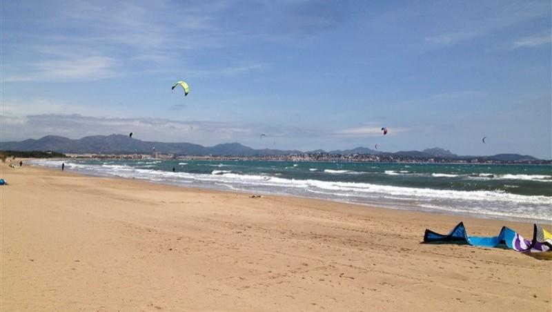 Wind report Saint-Aygulf - Zone Kite - France (83) 2014-05-20 13:00:00
