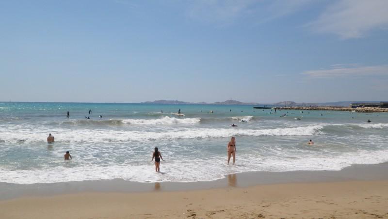 Surf report Le Prado - France (13) 2014-05-31 15:00:00