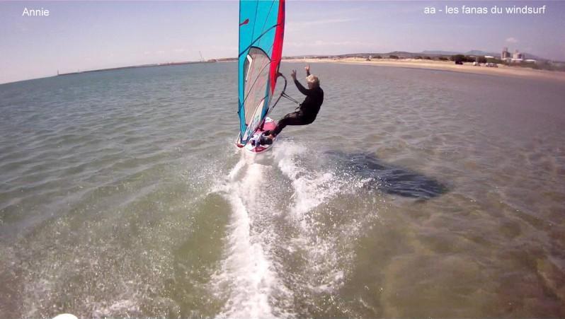 Wind report Port-la-Nouvelle - Vieille Nouvelle - France (11) 2014-06-03 12:00:00