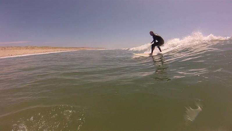 Surf report Le Porge - France (33) 2014-06-07 12:00:00