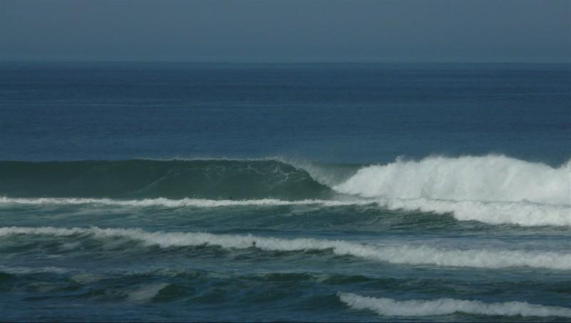 Surf report Mimizan - Plage Garluche - France (40) 2014-06-08 11:00:00