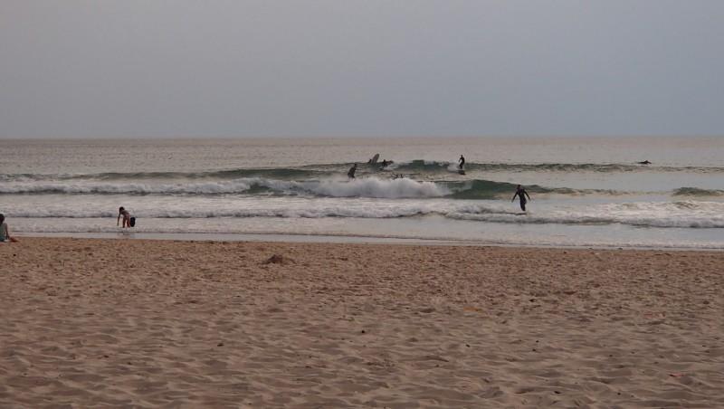 Surf report Lacanau Océan - La Nord - France (33) 2014-06-06 12:00:00
