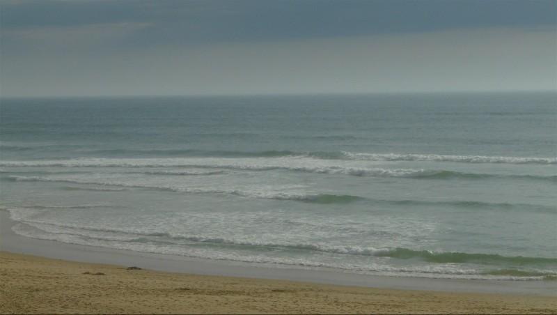 Surf report Cap de l'Homy - France (40) 2014-06-07 19:00:00