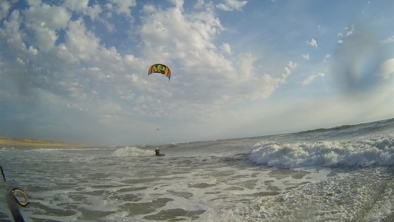 Wind report Le Porge - France (33) 2014-06-10 18:00:00