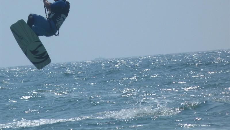 Wind report Le Porge - France (33) 2014-06-15 16:00:00