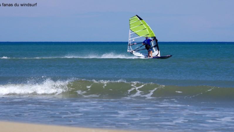 Wind report Port-la-Nouvelle - Vieille Nouvelle - France (11) 2014-06-16 12:00:00