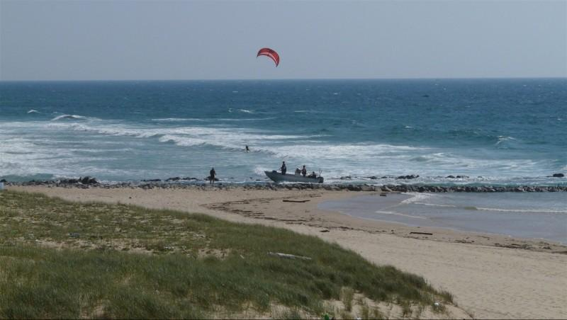 Wind report Contis Plage - France (40) 2014-06-14 18:00:00